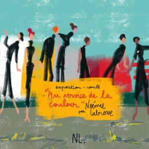"""Exhibition """"In the service of colour"""" in Tassin La Demi-Lune – September 2019"""