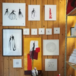 The atelier opens its doors all month of December to offer you unique gift ideas!