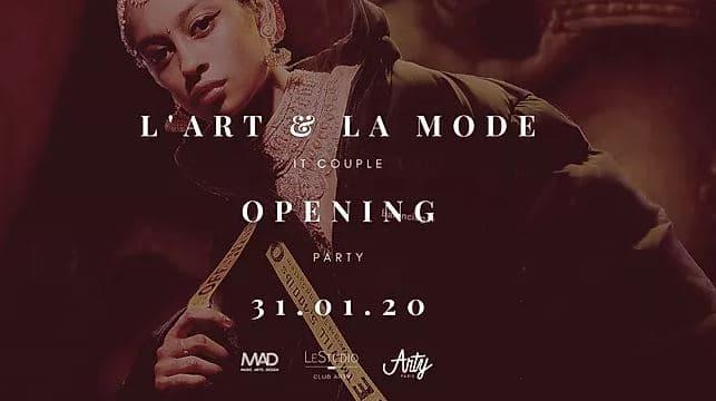 Noémie Labrosse lauréate du tremplin jeunes talents « Art & Mode, It couple ».